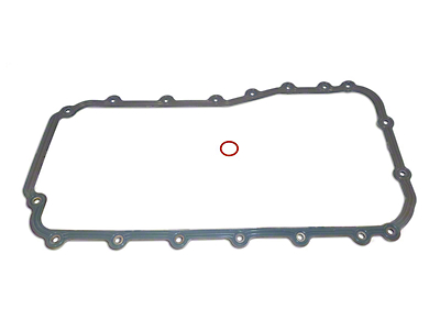 Crown Automotive Oil Pan Gasket Set (07-11 3.8L Jeep Wrangler JK)