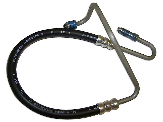 Power Steering Pressure Hose (91-95 Jeep Wrangler YJ)