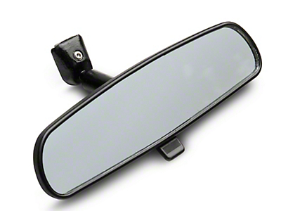 Crown Automotive Rearview Mirror (07-18 Jeep Wrangler JK)