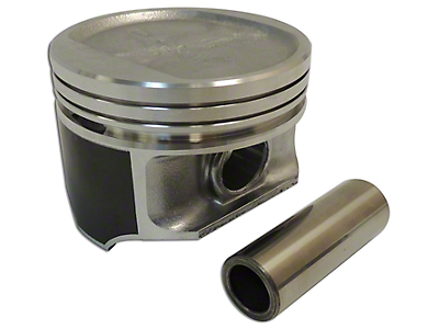 Crown Automotive Standard Piston & Pin (97-06 2.5L or 4.0L Jeep Wrangler TJ)