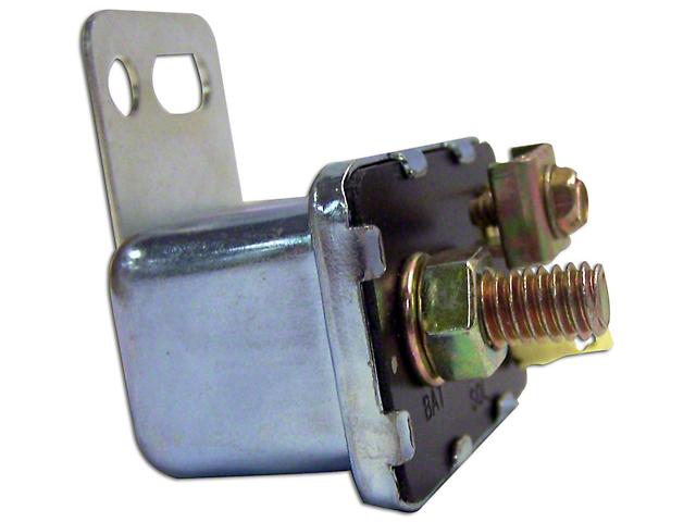 Starter Relay (87-89 2.5L or 4.2L Jeep Wrangler YJ) on