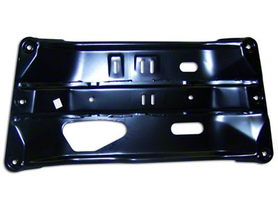 Transmission Skid Plate - Black (87-95 Jeep Wrangler YJ)