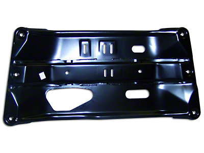 Crown Automotive Transmission Skid Plate - Black (87-95 Jeep Wrangler YJ)