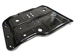 Transmission Skid Plate - Black (97-02 Jeep Wrangler TJ)