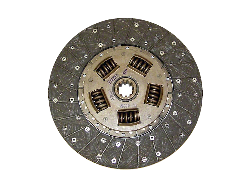 10.50 in. Clutch Disc (87-99 4.0L or 4.2L Jeep Wrangler YJ & TJ)