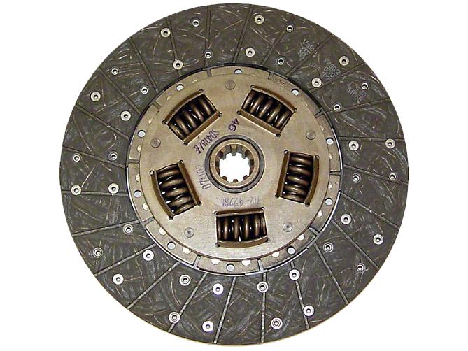 Omix-ADA 10.50 in. Clutch Disc (87-99 4.0L or 4.2L Wrangler YJ & TJ)