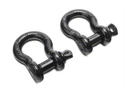 Rugged Ridge 20,000lb Recovery Rope with D-Ring /& Receiver Shackle Bracket