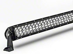 ZRoadz 30-Inch Double Row Straight LED Light Bar; Spot Beam