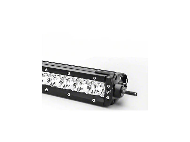 ZRoadz 6 in. Single Row Slim Line Straight LED Light Bar - Flood/Spot Combo