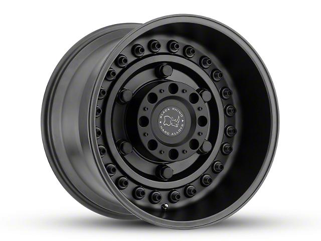 Black Rhino Armory Gunblack Wheel - 20x12 (07-18 Jeep Wrangler JK)