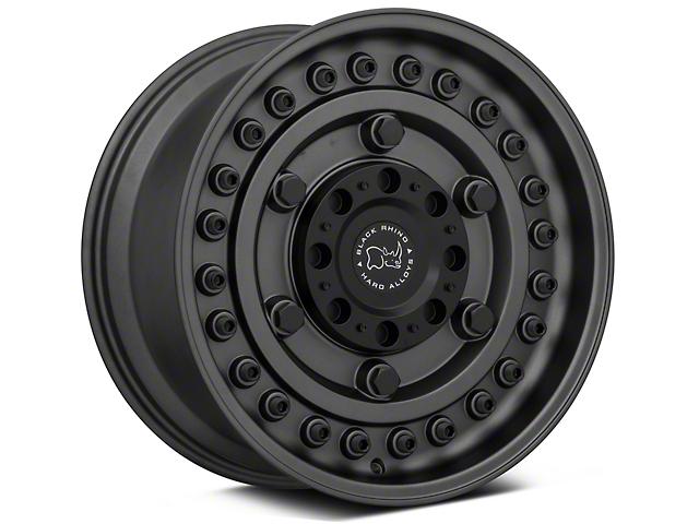Black Rhino Armory Gunblack Wheels (07-18 Jeep Wrangler JK)