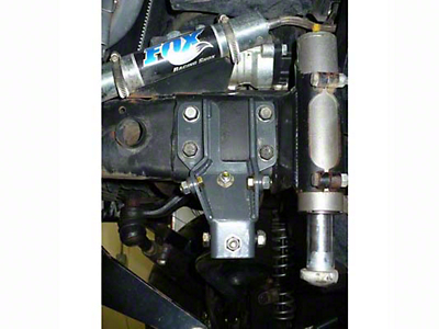 Synergy Front Track Bar & Sector Shaft Brace Kit (07-18 Wrangler JK)