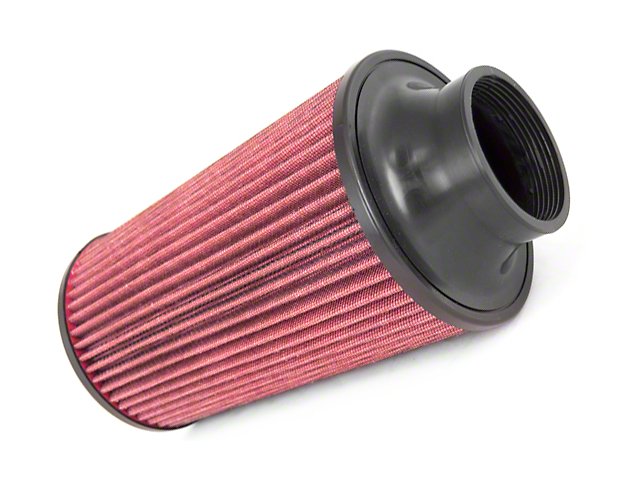 Rugged Ridge Reusable Synthetic Conical Air Filter for Cold Air Kits (03-06 2.4L Wrangler TJ)