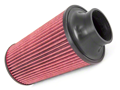Rugged Ridge Reusable Synthetic Conical Air Filter for Cold Air Kits (03-06 2.4L Jeep Wrangler TJ)