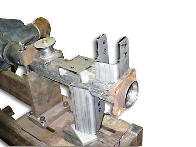 Synergy Weld-On Rear Upper Control Arm Bracket (07-18 Jeep Wrangler JK)