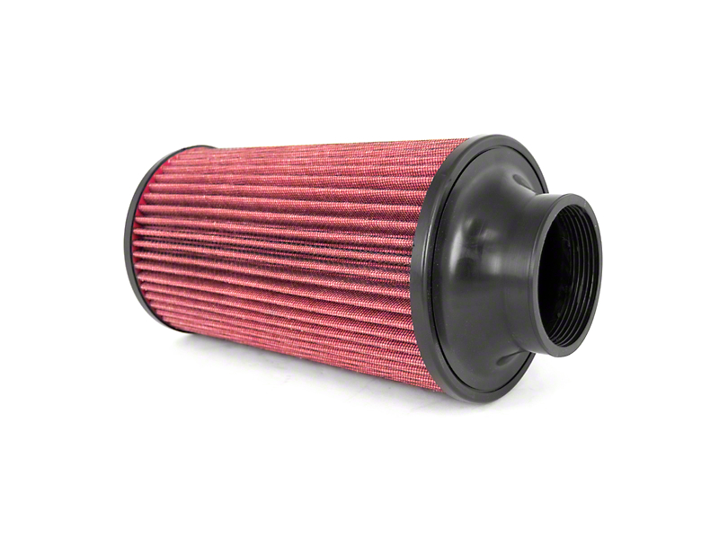 Rugged Ridge Reusable Synthetic Conical Air Filter for Rugged Ridge Cold Air Kits (91-11 Wrangler YJ, TJ & JK)
