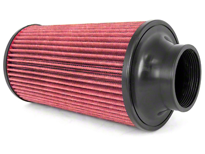 Rugged Ridge Reusable Synthetic Conical Air Filter for Rugged Ridge Cold Air Kits (91-11 Jeep Wrangler YJ, TJ & JK)