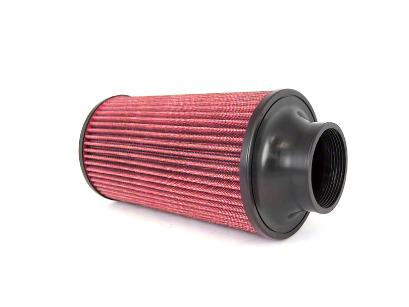 Rugged Ridge Reusable Synthetic Conical Air Filter for Rugged Ridge Cold Air Intakes (91-95 4.0L Wrangler YJ)
