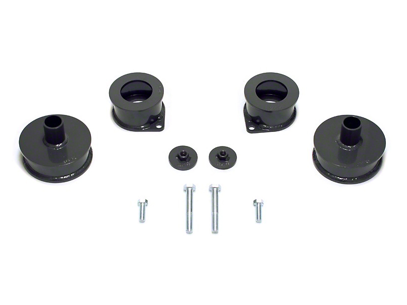 Max Trac 2.50-Inch Front / 2-Inch Rear Lift Kit (07-18 Jeep Wrangler JK)