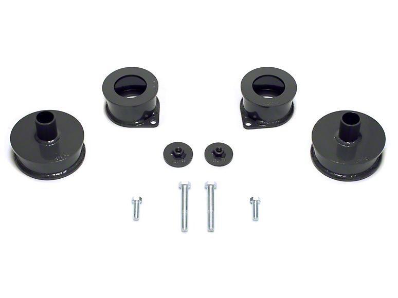 Max Trac 2.5 in. Front / 2 in. Rear Lift Kit (07-18 Wrangler JK)