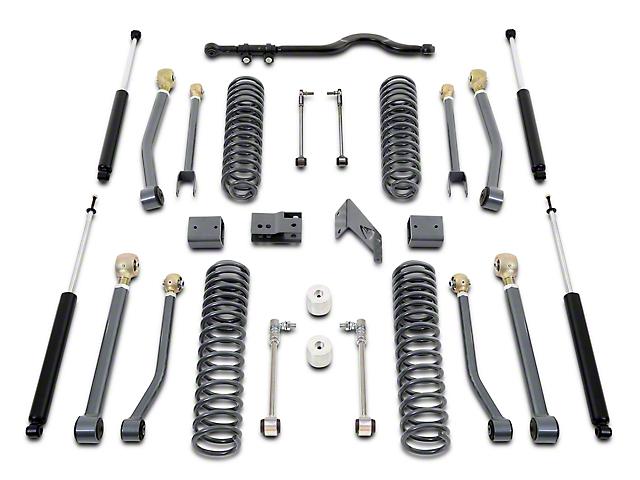 Max Trac MaxPro 4.5 in. Lift Kit (07-18 Jeep Wrangler JK)