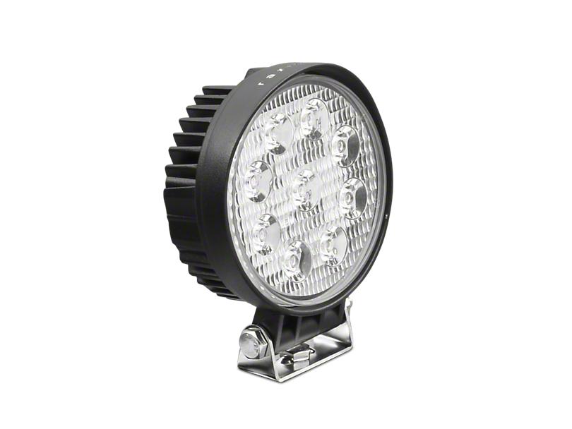 Raxiom 4.5 Inch Round 9-LED Light