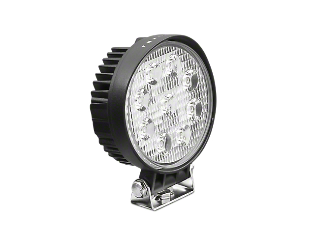 Raxiom 4.5 in. Round 9-LED Light