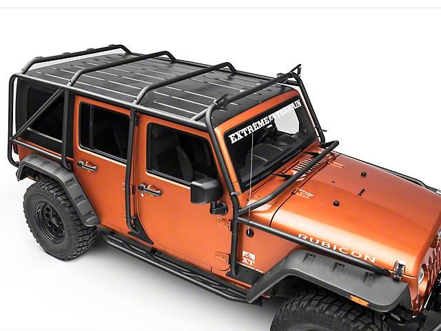 Smittybilt XRC Exoskeleton (07-18 Jeep Wrangler JK 4 Door)