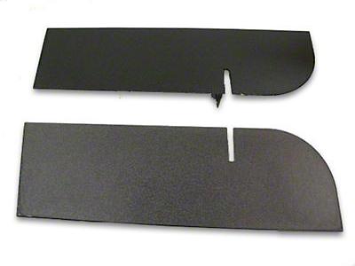Smittybilt Rear Frame Cover (07-18 Wrangler JK)