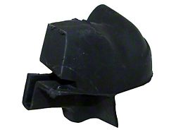 Corner Hardtop Seal Right Side (87-95 Jeep Wrangler YJ)