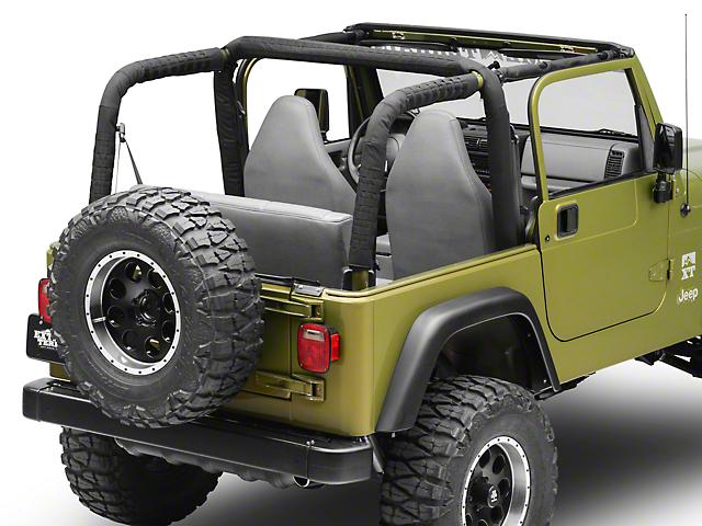 Smittybilt MOLLE Sport Bar Cover Kit (97-06 Jeep Wrangler TJ)