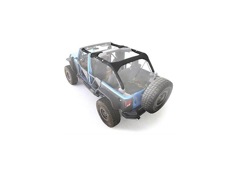Smittybilt MOLLE Sport Bar Cover Kit (07-18 Jeep Wrangler JK)