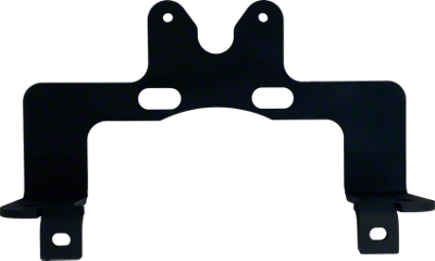 RedRock 4x4 Spare Tire Off-Road Light Mount Bracket (07-18 Wrangler JK)