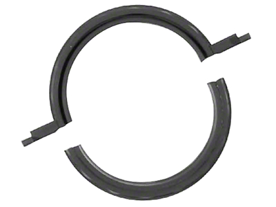 Omix-ADA Crankshaft Oil Seal - 2pc Kit (87-06 4.0L or 4.2L Jeep Wrangler YJ & TJ)