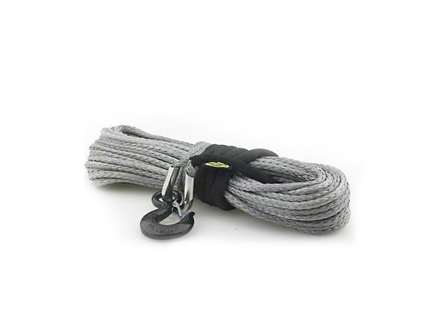 Smittybilt XRC 19/64-Inch x 30-Foot Synthetic Rope; 4,000 lb.