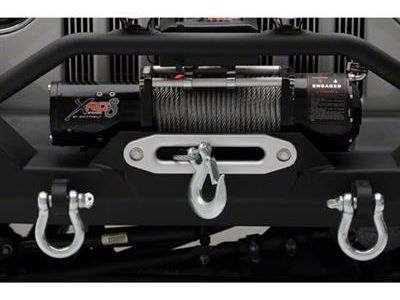 Smittybilt Standard Aluminum Hawse Fairlead