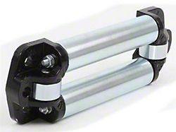 Smittybilt 4-Way Roller Fairlead; Low Profile