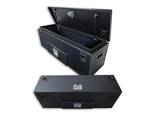 Smittybilt Adventure Storage Box (87-18 Jeep Wrangler YJ, TJ, JK & JL)