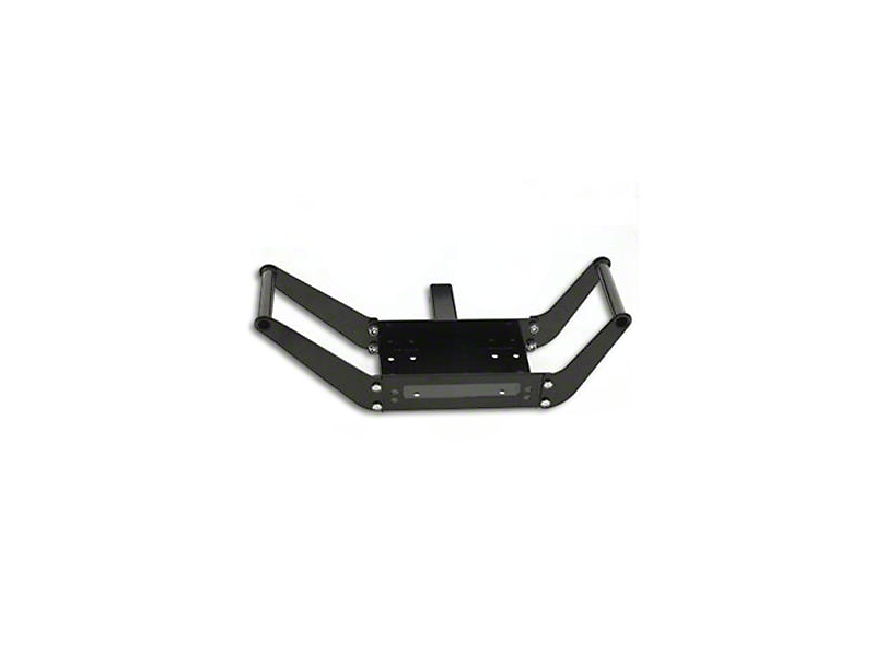 Smittybilt 2 in. Receiver Hitch Winch Cradle (87-19 Jeep Wrangler YJ, TJ, JK & JL)