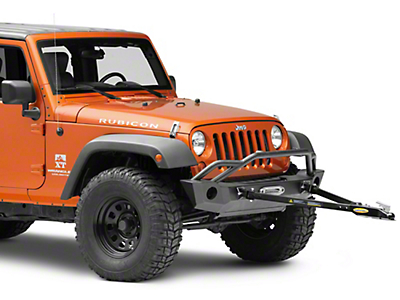 Smittybilt Adjustable Tow Bar Kit (87-18 Jeep Wrangler YJ, TJ, JK & JL)