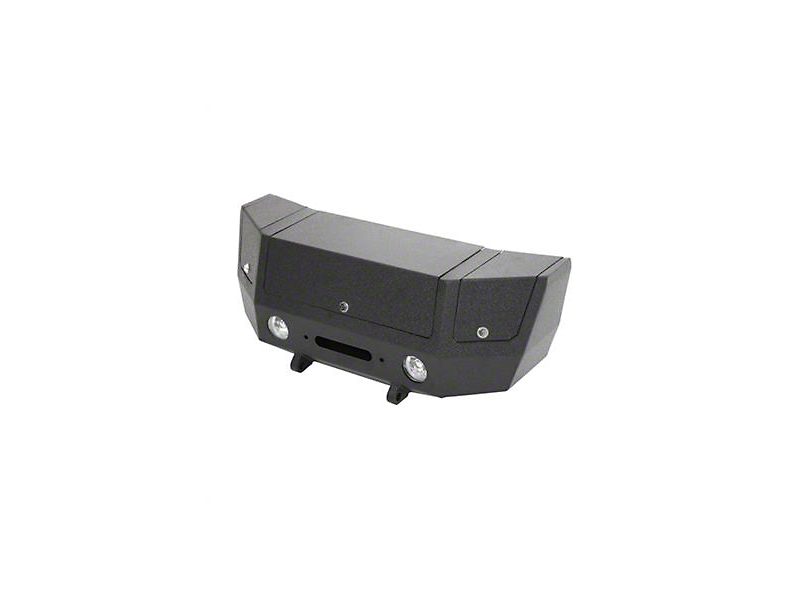 Smittybilt XRC Black Box for 2-Inch Receiver Hitch (Universal Fitment)
