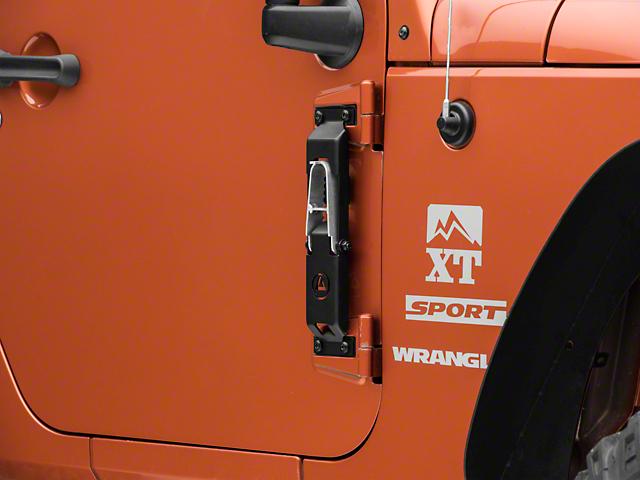 Smittybilt ATLAS Door Steps (07-21 Jeep Wrangler JK & JL)