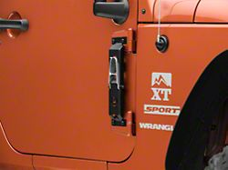 Smittybilt ATLAS Door Steps (07-20 Jeep Wrangler JK & JL)