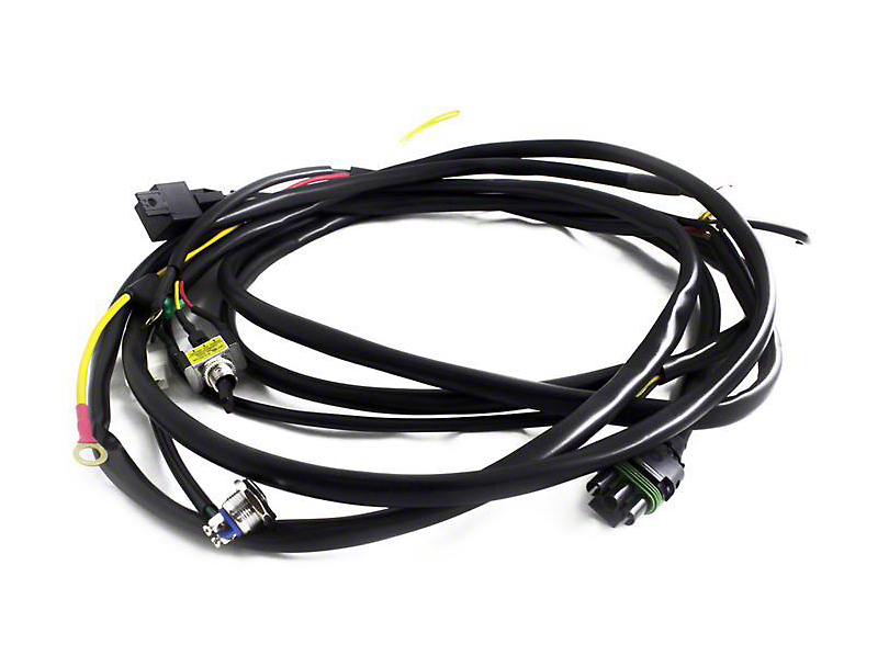RT Off-Road S8/IR LED Light Bar Wire Harness for 2 Lights
