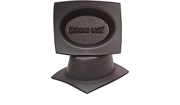 Boom Mat Speaker Baffles - 6x9 in. Oval Slim (87-18 Wrangler YJ, TJ, JK & JL)