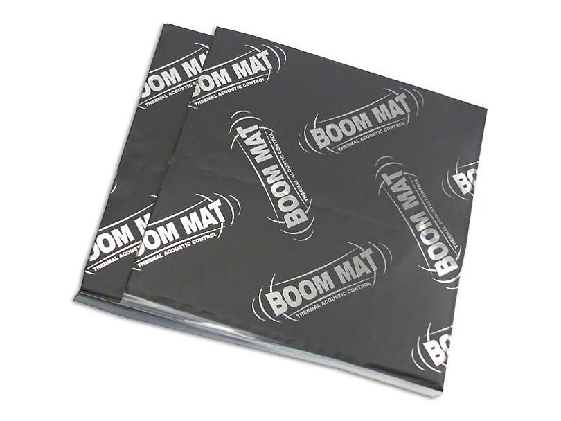 Boom Mat Under Carpet Sound Deadening (Universal Fitment)