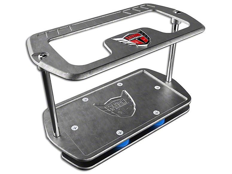 Savior Pro-Lite Case for Group 27 Batteries (87-18 Jeep Wrangler YJ, TJ, JK & JL)