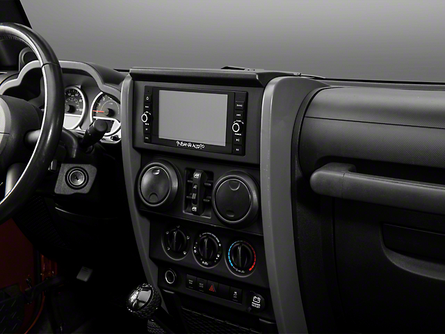 Insane Audio Navigation Head Unit (07-18 Jeep Wrangler JK)