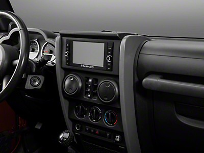 Insane Audio Navigation Head Unit (07-18 Wrangler JK)