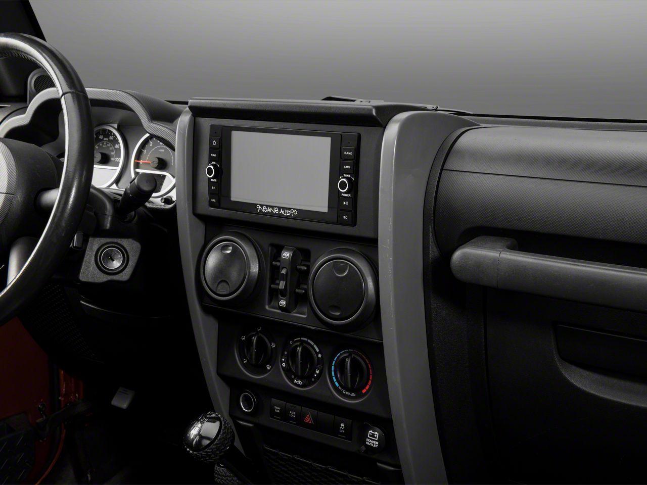 2007 2018 JK Jeep Wrangler   Rearview Cameras U0026 Navigation Accessories
